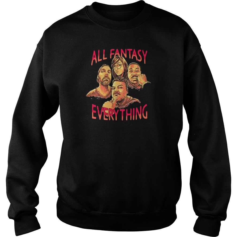All Death fantasy everything shirt sweater