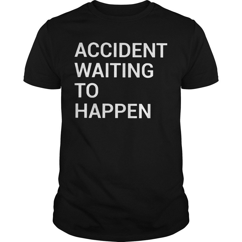 Quarterback 4 Stephen A. Smith Accident Waiting To Happen Shirt